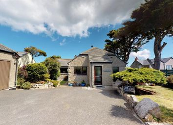Thumbnail 3 bed detached bungalow for sale in Carn Bosavern, St Just