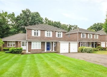 Thumbnail 5 bed detached house for sale in Corrie Gardens, Virginia Water, Surrey