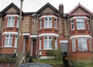 Thumbnail 3 bedroom terraced house to rent in Russell Rise, Luton