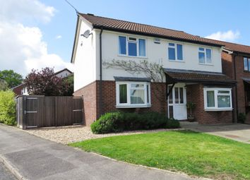 Thumbnail 4 bed detached house for sale in Green Drive, Alderholt, Fordingbridge