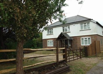 Thumbnail 5 bed detached house to rent in London Road, West Malling, Kent.