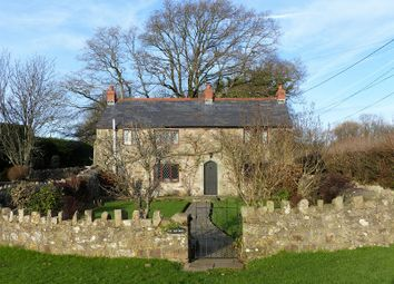Thumbnail 4 bed detached house for sale in Heol Byeastwood, Coity, Bridgend, Bridgend County.