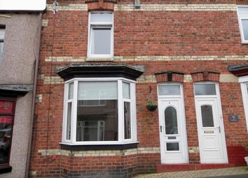 Thumbnail 2 bed terraced house for sale in May Street, Bishop Auckland