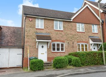 Thumbnail 3 bed end terrace house to rent in Terrett Avenue, Headington