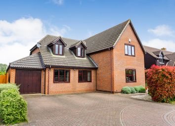 Thumbnail 5 bed detached house for sale in Whiteman Close, Langford