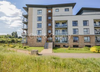 Thumbnail 2 bed flat for sale in Hammonds Drive, Fengate, Peterborough