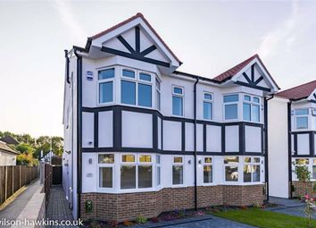 Hawthorne Avenue, Ruislip HA4. 3 bed semi-detached house