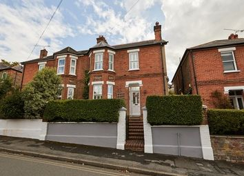 Thumbnail 3 bed semi-detached house for sale in Wodeland Avenue, Guildford