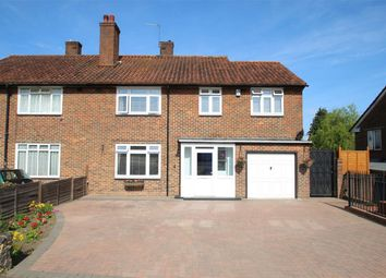 Thumbnail 4 bed semi-detached house for sale in Ravensbury Road, Orpington, Kent