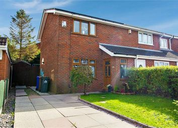 Thumbnail 2 bed semi-detached house for sale in Worth Close, Stoke-On-Trent, Staffordshire