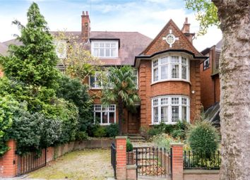 Thumbnail 7 bed semi-detached house for sale in Rosecroft Avenue, Hampstead, London