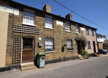 Thumbnail 2 bed cottage for sale in Tyas Cottages, Princess Margaret Road, East Tilbury, Essex