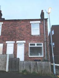 Thumbnail 2 bedroom end terrace house to rent in George Street, Goldthorpe