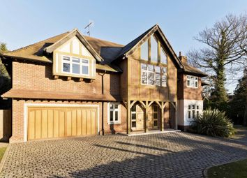 Thumbnail 5 bed detached house to rent in The Phillamores, Fairmile Lane, Cobham