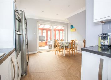 Thumbnail 3 bedroom terraced house for sale in Brabourne Avenue, Gillingham, Kent