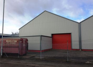 Thumbnail Warehouse for sale in Industrial Premises, Adjacent To Furniture Factors, Arkwright Road, Doncaster