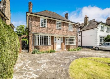Thumbnail 4 bed detached house for sale in Parkway, Gidea Park, Romford