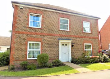 Thumbnail 4 bed detached house to rent in Cawett Drive, Fleet, Hampshire