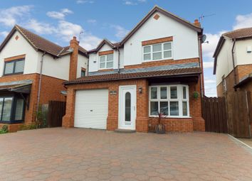 Thumbnail 3 bed detached house for sale in The Coppice, Easington Colliery, Peterlee