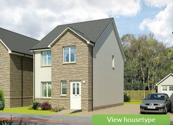 Thumbnail 3 bed detached house for sale in The Nevis, Off Oakley Road, Saline, Dunfermline, Fife