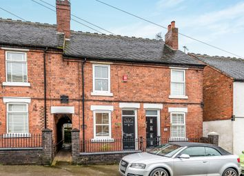 Thumbnail 2 bed terraced house for sale in Hill Street, Cheslyn Hay, Walsall