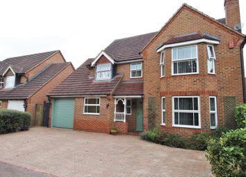 4 bed detached house for sale in Goldcrest Road, Brackley NN13