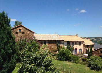 Thumbnail Hotel/guest house for sale in Midi-Pyrénées, Aveyron, Saint Sernin Sur Rance