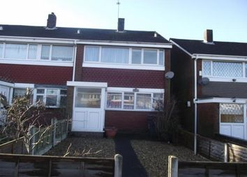Thumbnail 3 bedroom property to rent in Ramillies Crescent, Great Wyrley, Walsall