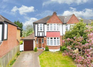 Thumbnail 3 bed semi-detached house for sale in Farm Way, Buckhurst Hill