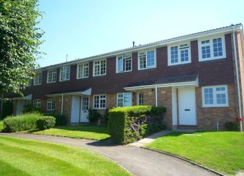 Thumbnail 2 bed terraced house to rent in Hillcrest, Weybridge
