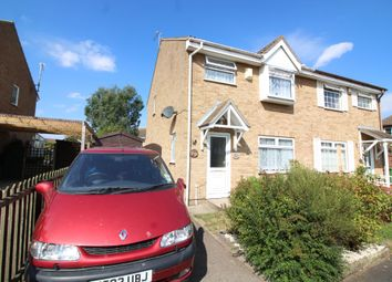 Thumbnail 3 bed semi-detached house for sale in Prince Of Wales Road, Caister-On-Sea, Great Yarmouth