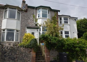 Thumbnail 3 bed terraced house for sale in Borough Road, St Marychurch, Torquay, Devon