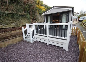 Thumbnail 1 bed detached bungalow for sale in Bryn Gynog Caravan Site, Hendre Road, Conwy