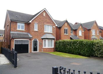 Thumbnail 4 bed detached house for sale in Kenmore Close, Wardley, Gateshead