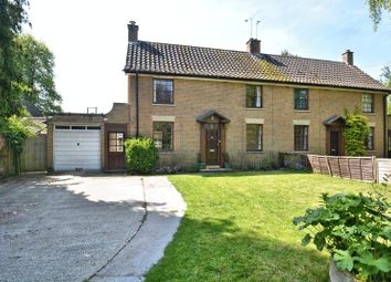 Thumbnail 3 bed semi-detached house for sale in Thorpe Street, Aston Upthorpe, Didcot