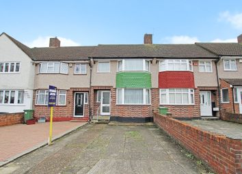 Thumbnail 3 bed terraced house for sale in Rosebery Avenue, Sidcup, Kent