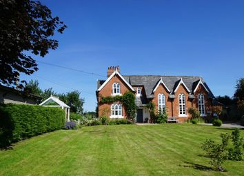 Thumbnail 5 bed detached house for sale in Kinnersley, Hereford