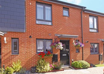 Thumbnail 2 bedroom terraced house for sale in Milbury Farm Meadow, Exminster, Exeter