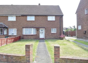 Thumbnail 3 bed semi-detached house for sale in Forest Road, Slade Green, Kent