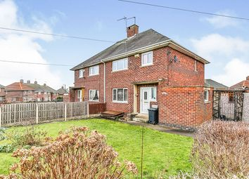 Thumbnail 3 bed semi-detached house for sale in Manor Park Road, Sheffield, South Yorkshire