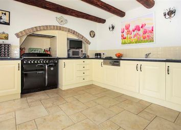 Thumbnail 3 bed end terrace house to rent in Church Street, Thorney, Peterborough