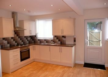 Thumbnail 2 bed terraced house to rent in Brown Street, Salford