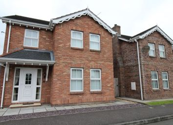Thumbnail 4 bed detached house to rent in Wellington Park Mews, Moira, Craigavon