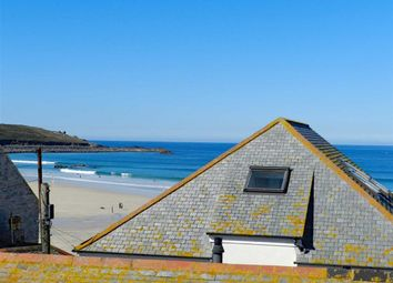 Thumbnail 3 bed end terrace house for sale in Porthmeor Court, Porthmeor Road, St Ives