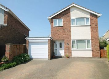 Thumbnail 3 bedroom detached house for sale in Thomas Wakley Close, Colchester, Essex