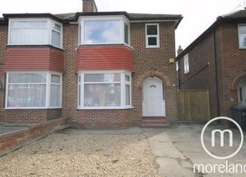 Thumbnail 3 bed semi-detached house to rent in Chiltern Gardens, Golders Green Estate