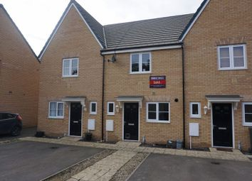 Thumbnail Property to rent in Moresby Way, Peterborough