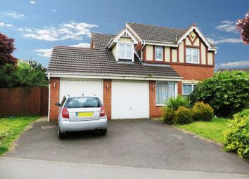 Thumbnail 4 bedroom detached house for sale in Brades Road, Oldbury