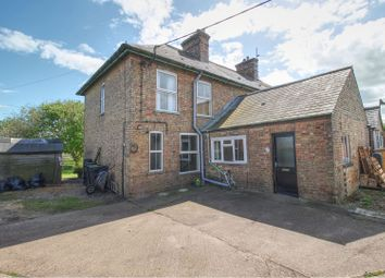 Thumbnail 3 bed end terrace house for sale in The Gault, Sutton, Ely