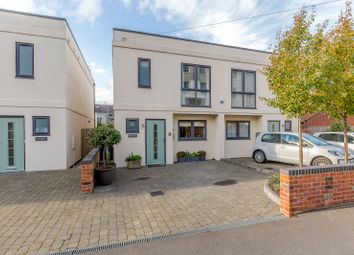 Thumbnail 3 bed semi-detached house for sale in Wellesley Road, Cheltenham, Gloucestershire
